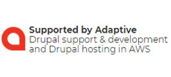 supported by adaptive